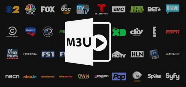Формат M3U