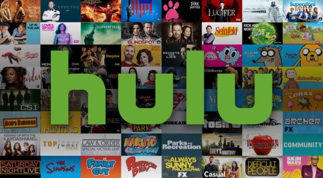 Hulu Shows Movies