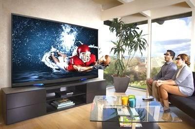 Televizor lazernyi